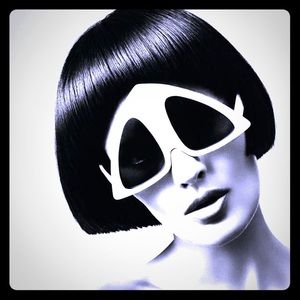 Vintage Oliver Goldsmith Sunglasses